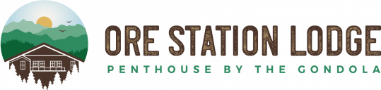Ore Station Lodge Vacation Rental in Telluride CO - Logo